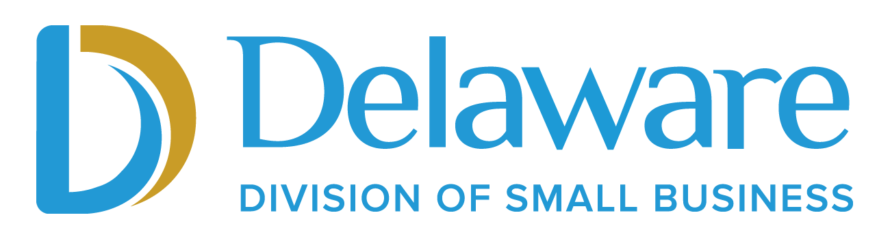 Image of the Delaware Division of Small Business logo