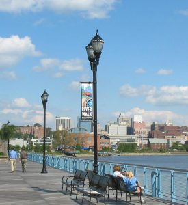 Wilmington ranked a top 20 best small city to start a small business.