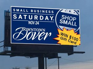 Support your fellow small business owners on Small Business Saturday.